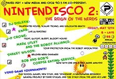 NINTENDISCO 2 Poster