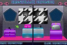 Krystallax Invasion Game