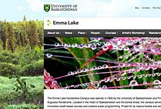 Emma Lake Website