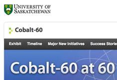 Cobalt-60 at 60 Website