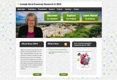 Canada Rural Economy Research Website